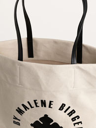 By Malene Birger, Flora Tote Bag, Soft White