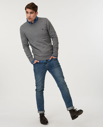Lexington, Bradley Crew Neck Sweater