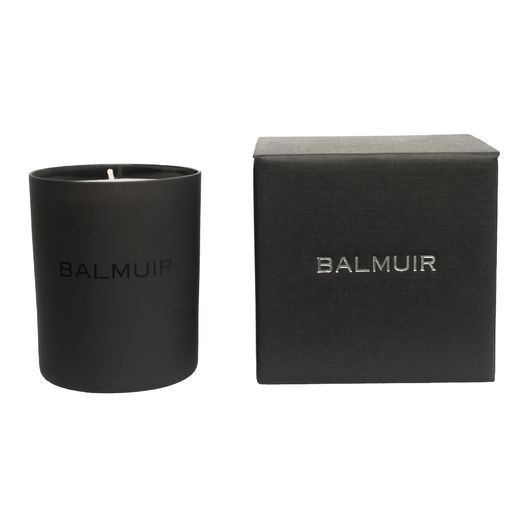 Balmuir, Como Scented Candle Matte Black