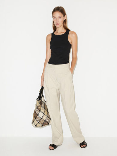 By Malene Birger, Louisamay Trousers, Nature