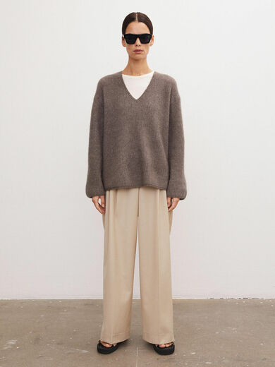 By Malene Birger, Dipoma mohair-blend sweater